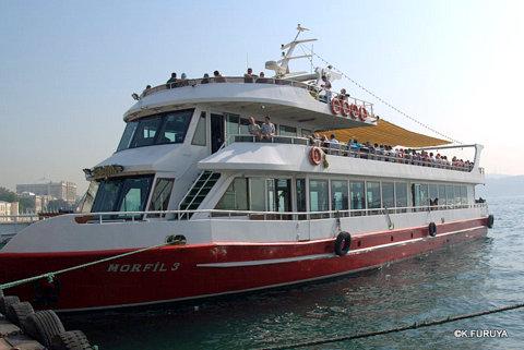トルコ旅行記 29 ボスポラス海峡クルーズ_a0092659_1374757.jpg
