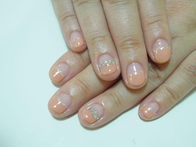 Pickup Nail~Beige_a0239065_1913045.jpg