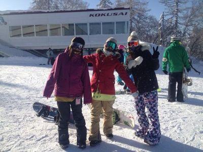 北海道三日目☆札幌国際スキー場_c0151965_16282365.jpg