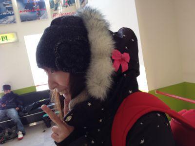 北海道三日目☆札幌国際スキー場_c0151965_16282659.jpg