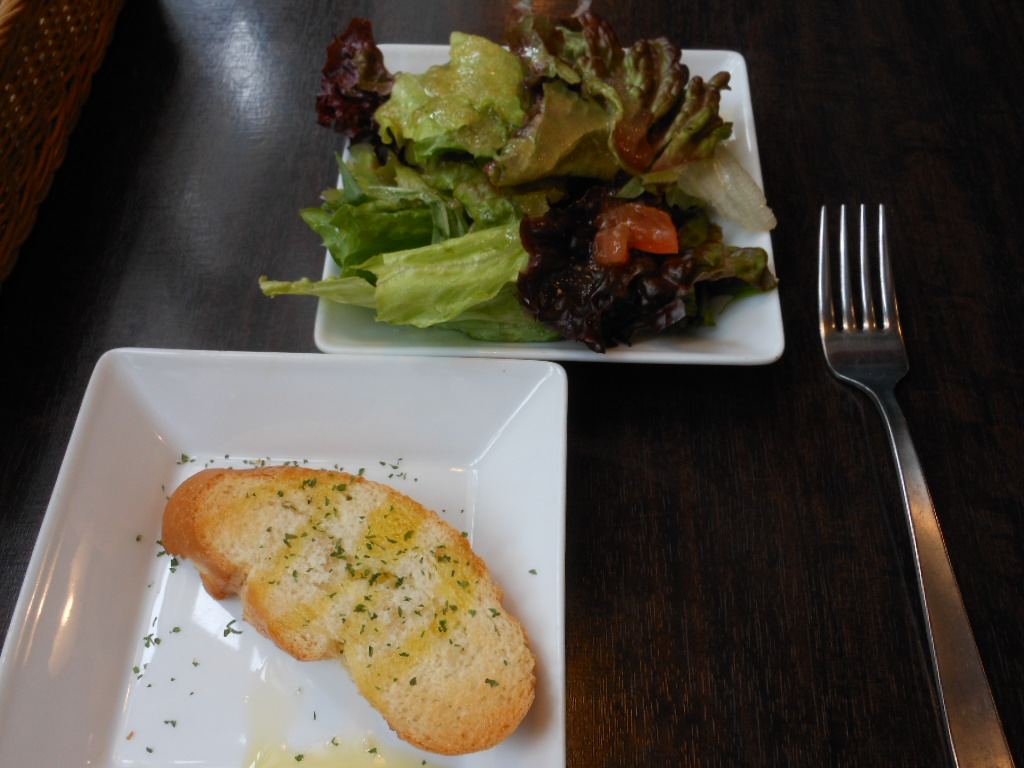 ソレ クッチーナ (Sole Cucina ) イタリアン  大阪南港_d0083265_14314314.jpg