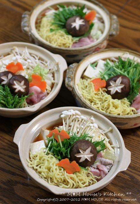 焼き鮭弁当 ☆ 鍋焼きラーメン♪_c0139375_12401067.jpg