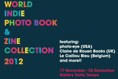 World Indie Photo Book Zine Collection 2012@TANTOTEMPO_c0016177_0495152.jpg