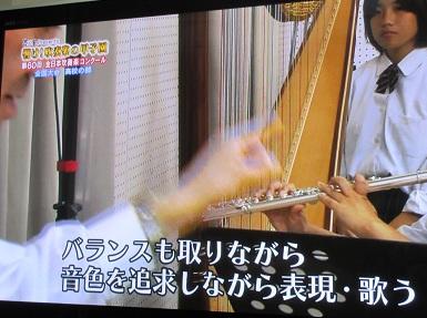 コンクールでエルザが聴けたの♪全日本吹奏楽コンクール高校の部_b0187479_12242344.jpg