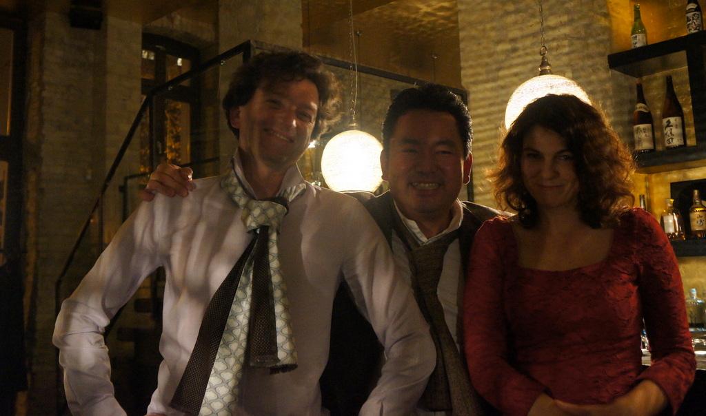 アンペルフラウのラベルも可愛い発泡日本酒PF、ベルリンデビューしました!_c0180686_23241744.jpg