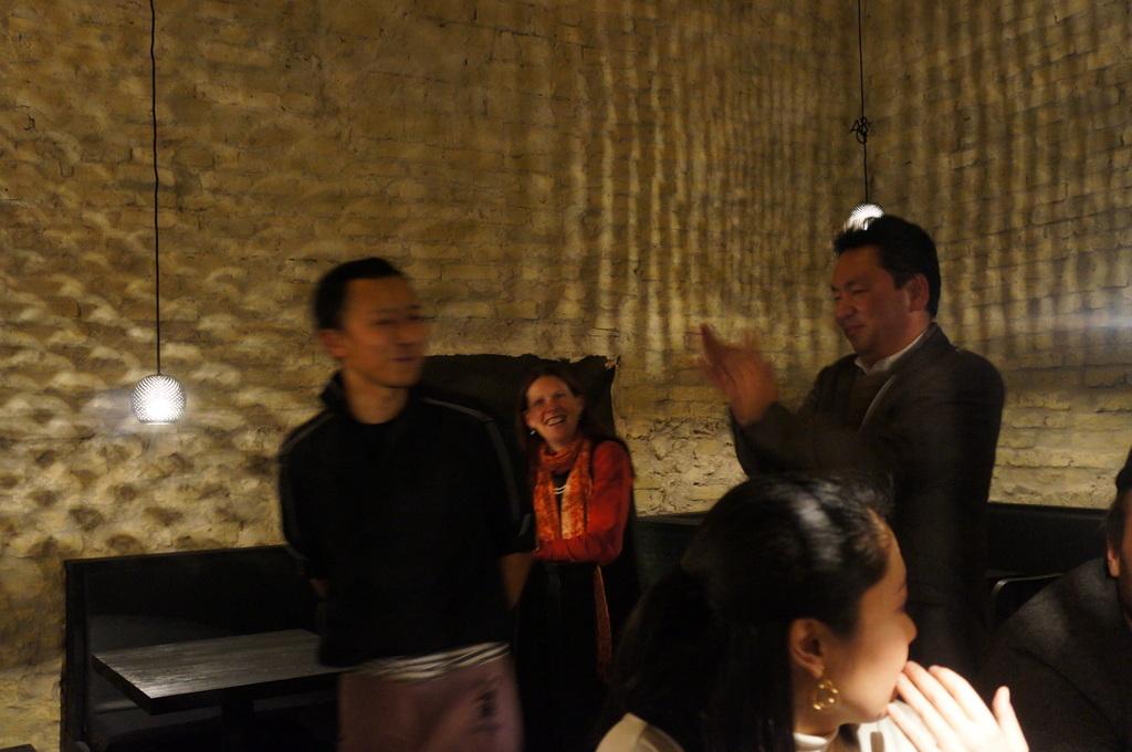 アンペルフラウのラベルも可愛い発泡日本酒PF、ベルリンデビューしました!_c0180686_23244877.jpg