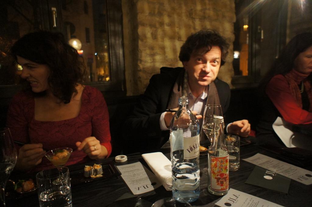アンペルフラウのラベルも可愛い発泡日本酒PF、ベルリンデビューしました!_c0180686_234912.jpg