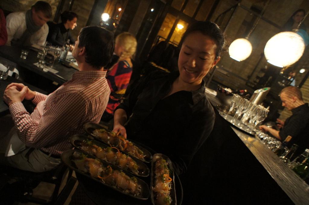 アンペルフラウのラベルも可愛い発泡日本酒PF、ベルリンデビューしました!_c0180686_23493915.jpg