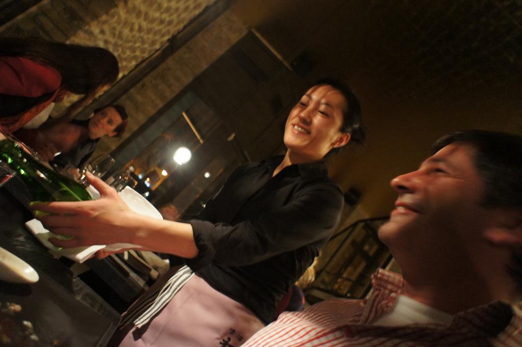 アンペルフラウのラベルも可愛い発泡日本酒PF、ベルリンデビューしました!_c0180686_23534595.jpg