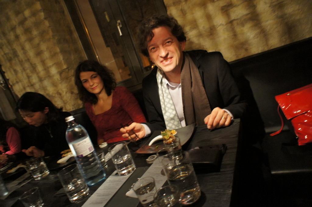 アンペルフラウのラベルも可愛い発泡日本酒PF、ベルリンデビューしました!_c0180686_2353765.jpg