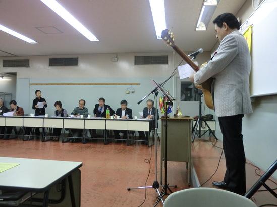 小田原ワイズメンズクラブでライブ_e0119092_1053597.jpg