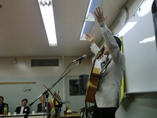 小田原ワイズメンズクラブでライブ_e0119092_106174.jpg