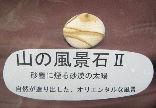「奇跡の石の物語」展 その3_e0134502_1621658.jpg