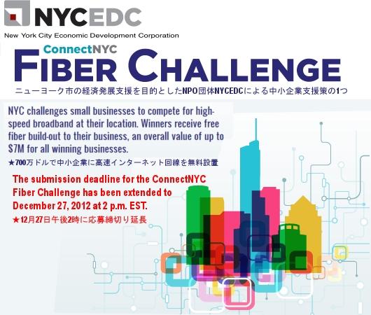 コネクトNYCファイバー・チャレンジ ConnectNYC Fiber Challenge_b0007805_1552353.jpg