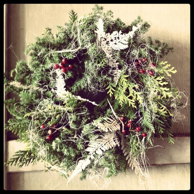 クリスマス気分♪_d0179912_1018484.jpg