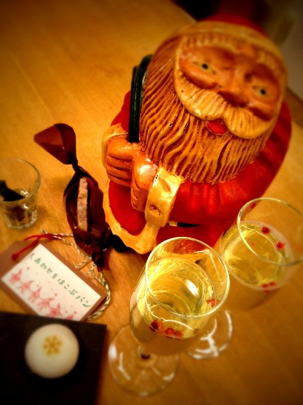 クリスマスな日本茶会_b0220318_17495551.jpg