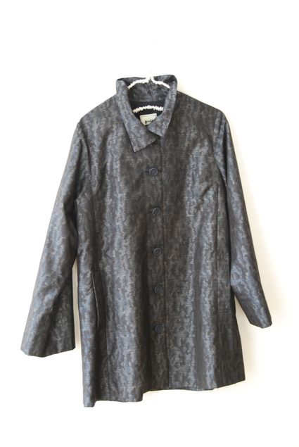 着物リメイク・大島紬のコート_d0127925_16393100.jpg