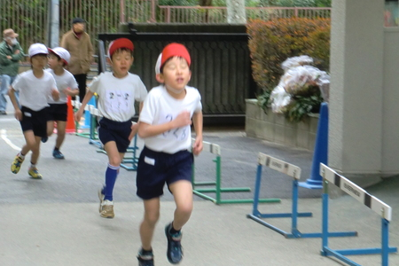 マラソン大会_c0267235_14532127.jpg