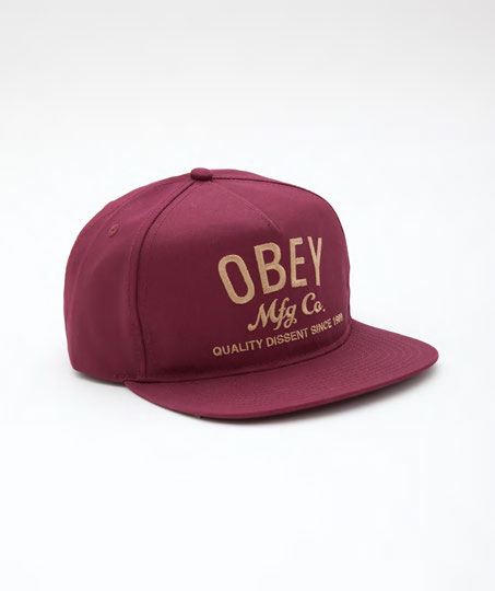 OBEY 2012 Holiday collection !!!_b0172940_18291387.jpg
