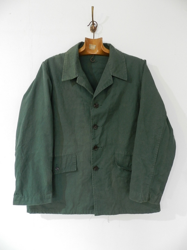 French hunting jacket with animal buttons_f0226051_13123026.jpg