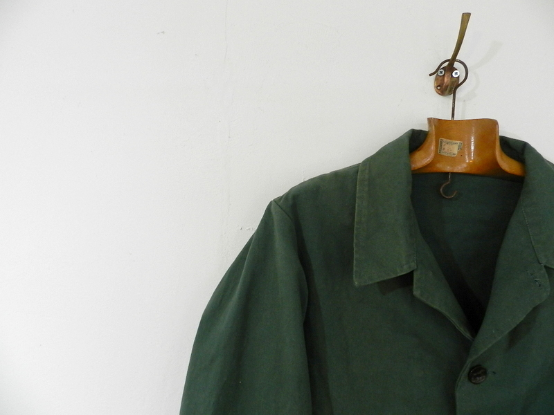 French hunting jacket with animal buttons_f0226051_13125997.jpg