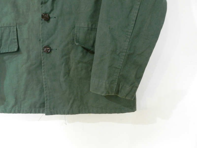 French hunting jacket with animal buttons_f0226051_13132283.jpg