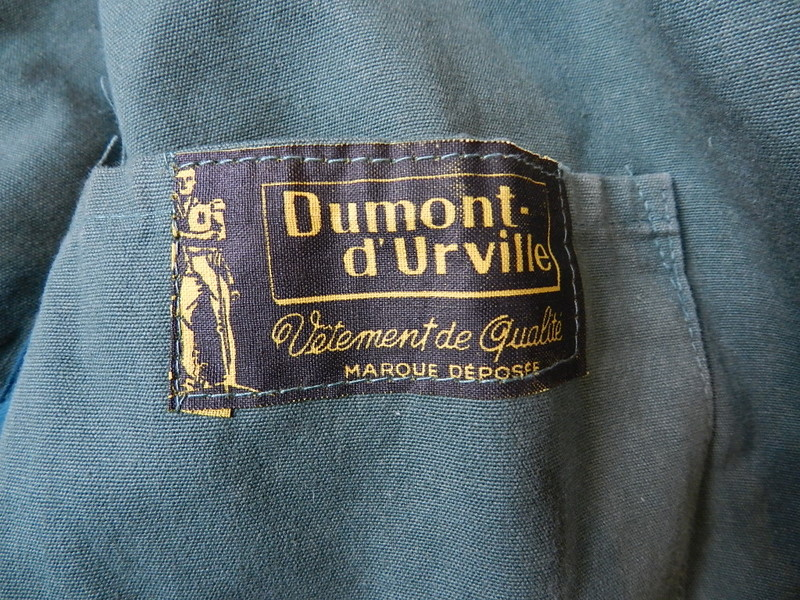 French hunting jacket with animal buttons_f0226051_13182921.jpg