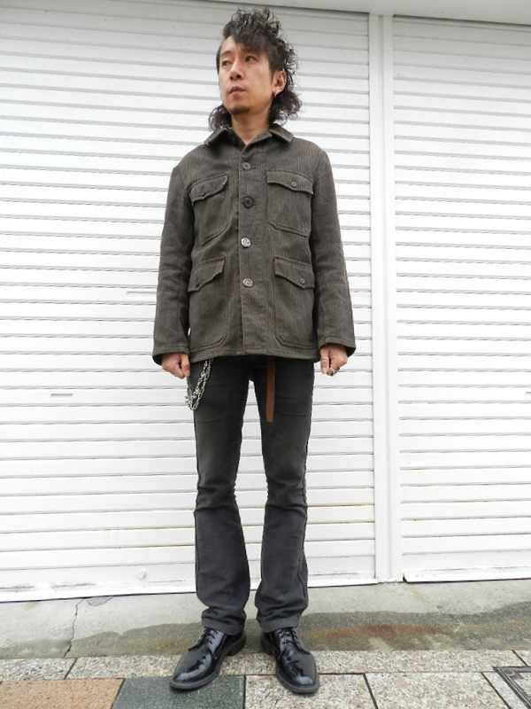 French hunting jacket  animal buttons sanaps_f0226051_234028.jpg