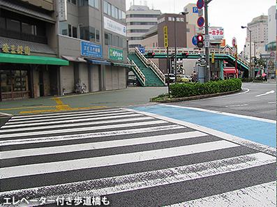 歩道事情  徳島・高松・岡山市_c0167961_1523553.jpg