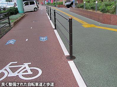 歩道事情  徳島・高松・岡山市_c0167961_152646.jpg