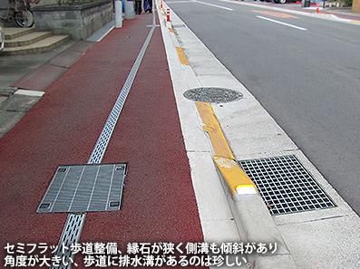 歩道事情  徳島・高松・岡山市_c0167961_153513.jpg