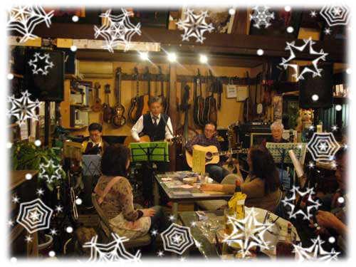 クリスマスライブ♪   _f0178866_20533256.jpg