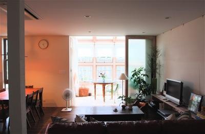 「鶴ヶ島の家」 LDK conservatry_f0230666_11254854.jpg