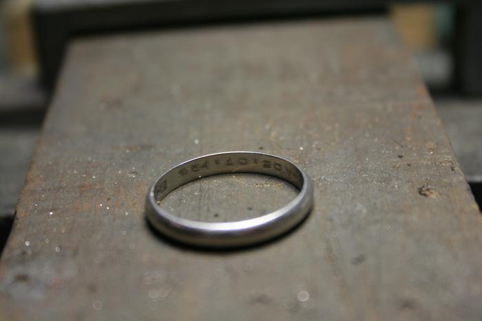 結婚指輪 _b0220167_0286.jpg