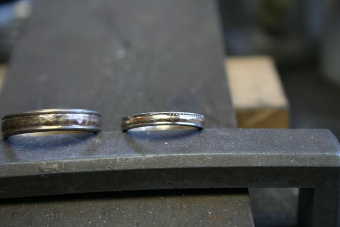 結婚指輪 _b0220167_063139.jpg