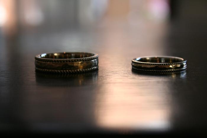 結婚指輪 _b0220167_064871.jpg