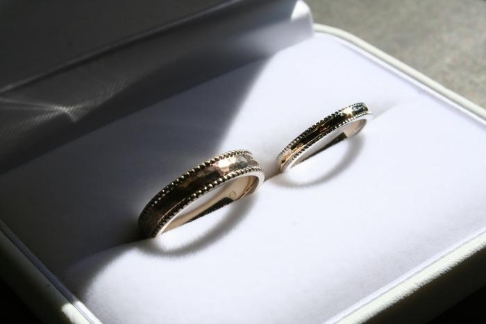 結婚指輪 _b0220167_072733.jpg