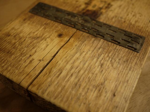 古材でダイニングテーブルを作る~の巻②_b0271383_18522975.jpg