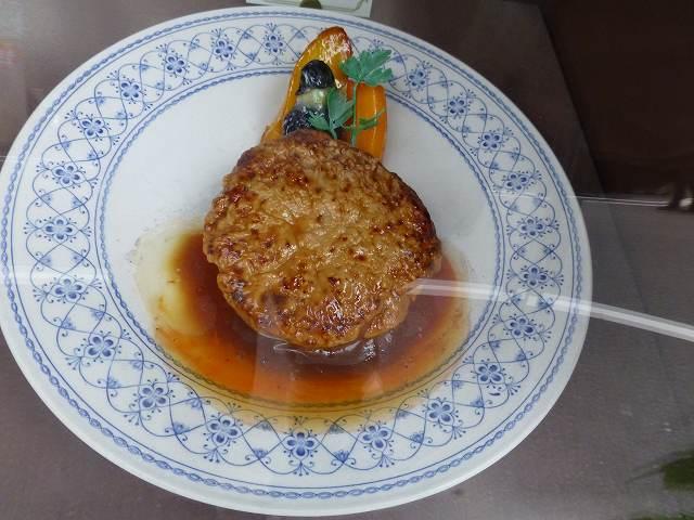 レストラン バラの木  東三国_c0118393_195572.jpg