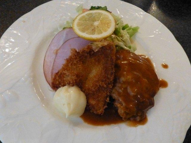 レストラン バラの木  東三国_c0118393_198032.jpg