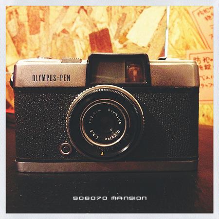 初代 OLYMPUS PEN_e0243096_19592238.jpg