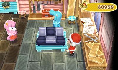 とび 森 家具 リメイク