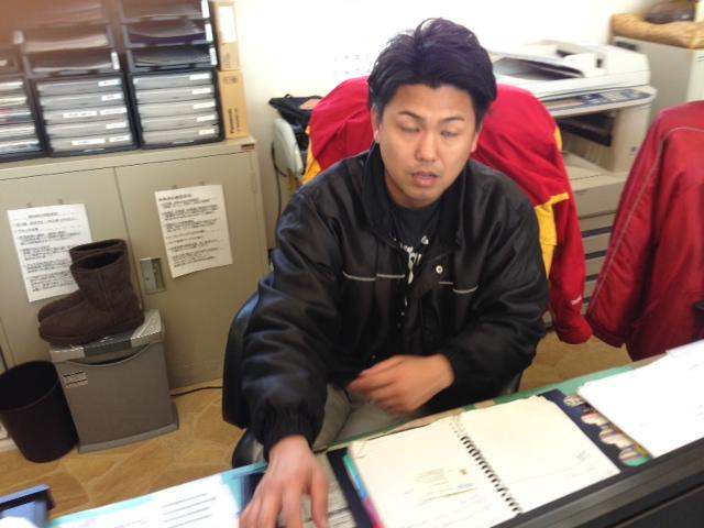 働くトミー*・゜゚・*:.。..。.:*・\'(*゚▽゚*)\'・*:.。. .。.:*・゜゚・*_b0127002_15291259.jpg