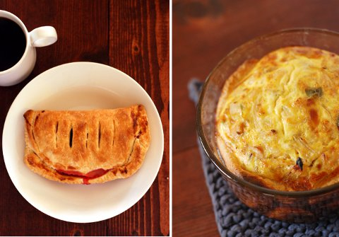 同じパイ生地で焼いたパイとキッシュ_b0253205_224543.jpg