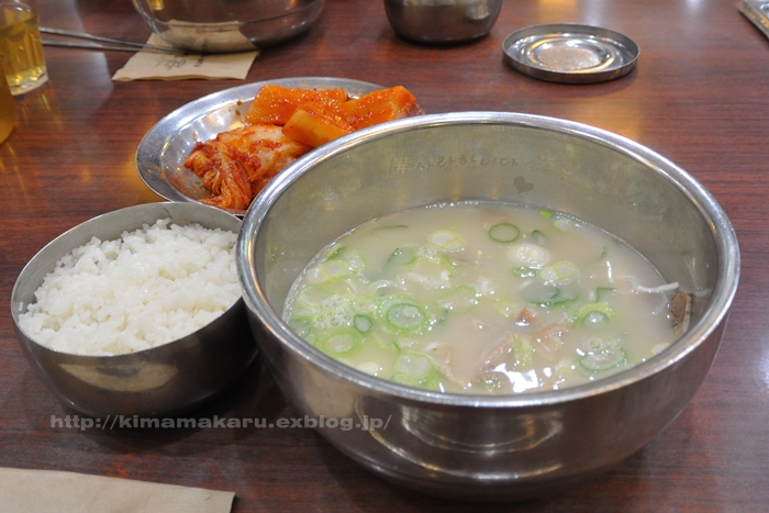 ⑬韓国旅行 最終日 朝食とか_a0229217_23524813.jpg