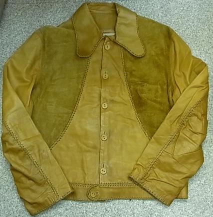 70'S Char leather JKT_c0144020_12134748.jpg