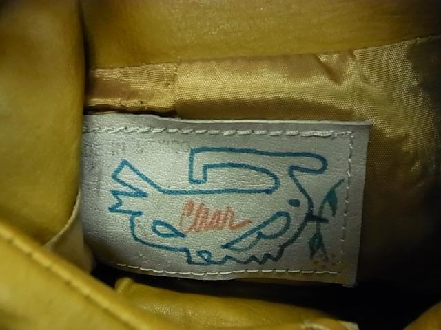 70'S Char leather JKT_c0144020_12135743.jpg