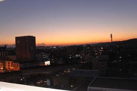 夕焼け_b0249247_0401272.jpg
