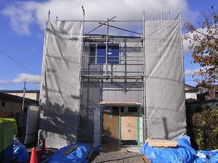 『小原田の家+アトリエ』 外観について_e0197748_12322139.jpg
