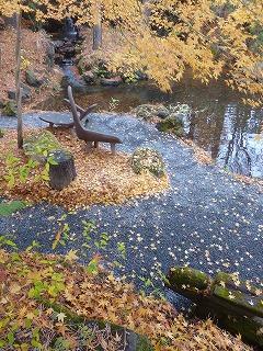 KAWAGUCHIKOその2 一竹美術館 庭園_a0165160_10101917.jpg